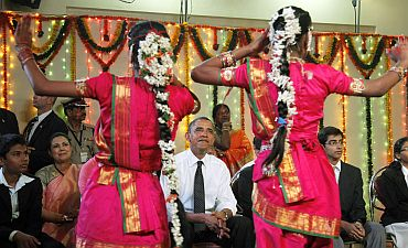'President Obama's visit to India was a stunning success'