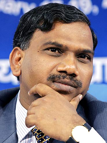 A Raja stepped down as telecom minister in the wake of allegations that he caused a loss of Rs.1.76 lakh crore to the exchequer while allocating 2G Spectrum