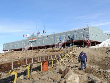 'Maitri', the Indian research station in eastern Antarctica