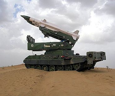 ASPL, the mobile launch system for missiles