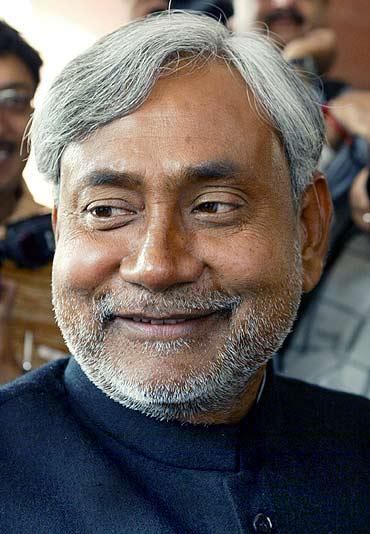 Nitish has become Rashtriya Janata Dal strongman Lalu Prasad's nemesis