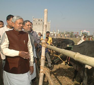 Your work starts now, Mr Nitish Kumar