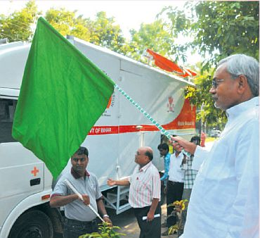 Your work starts now, Mr Nitish Kumar
