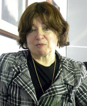 Freida Holtzberg recalls her son