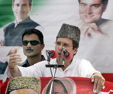 The Bihar verdict is a major setback for Congress leader Rahul Gandhi