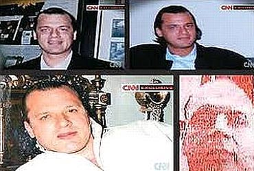 Video grabs of David Headley, the Lashkar operative who had a free run in India