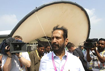 For most Indians, Commonwealth Organising Committee Chairman Suresh Kalmadi symbolised everything that was wrong with the event