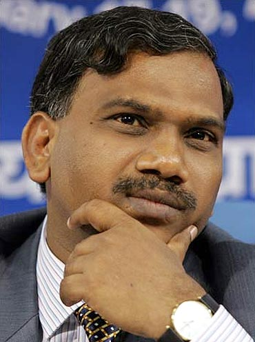 A Raja was sacked as telecom minister; the 2G scam is estimated at Rs 1,760 bn