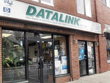 The offices of Datalink