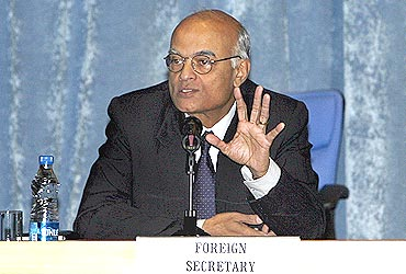 National Security Adviser Shiv Shankar Menon