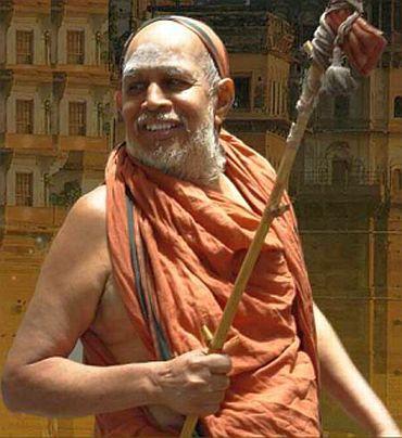 Kanchi Seer Jayendra Saraswati
