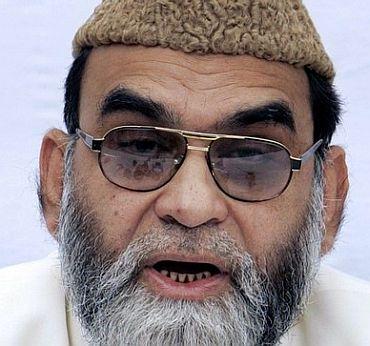 Syed Ahmed Bukhari