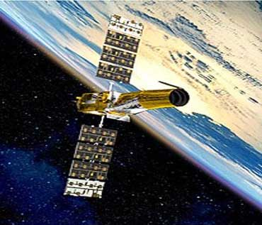 The Insat 4B satellite