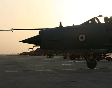 'IAF trying to obtain net-centric capabilities'