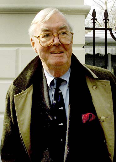 Former US Senator and ambassador to India, late Daniel Patrick Moynihan