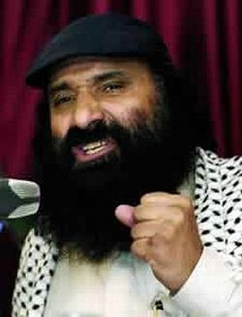File photo of Hizbul Mujahideen chief Syed Salahuddin