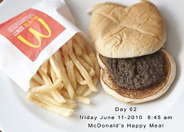 Day 62 of the Happy Meal Project