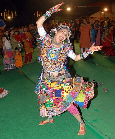 Navratri PHOTOS: Garba nights in Mumbai