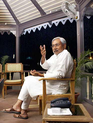 Chief Minister Nitish Kumar has carried forward Lalu Yadav's task, says Dr Shaibal Gupta