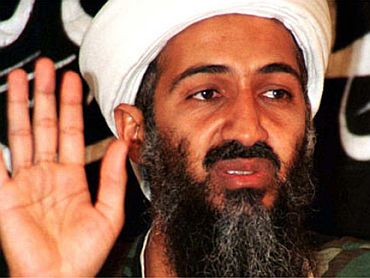 Al Qaeda chief Osama bin Laden