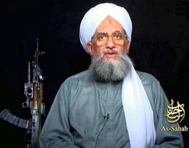 Osama's deputy Ayman al-Zawahiri