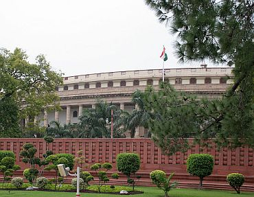 The Indian Parliament
