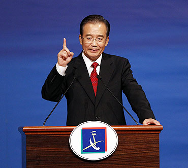 Chinese Premier Wen Jiabao is expected to step down in 2012 after serving two consecutive terms