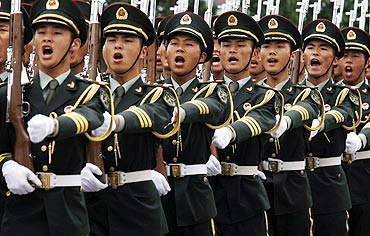 Xi worked with Central Military Commission that oversees the People's Liberation Army
