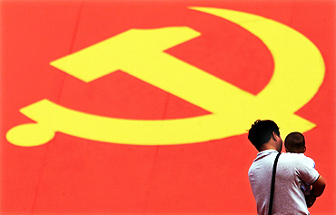 Communist Party of China has ruled the country for over six decades