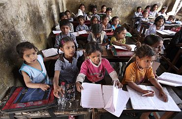 Awaaz Do: Will India rise for 8 mn uneducated children?