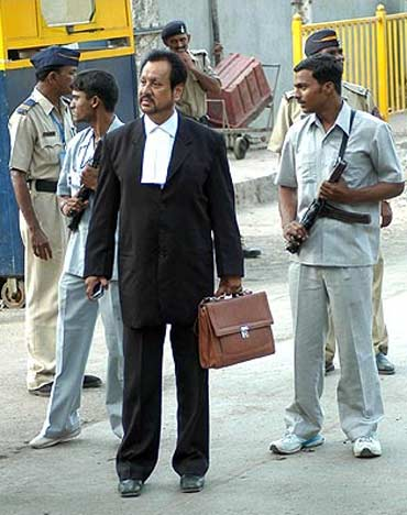 Advocate S G Abbas Kazmi, who represented Pakistani terrorist Ajmal Kasab in the 26/11 case