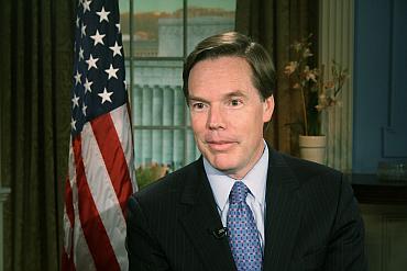 Former US Under Secretary of State Nicholas Burns