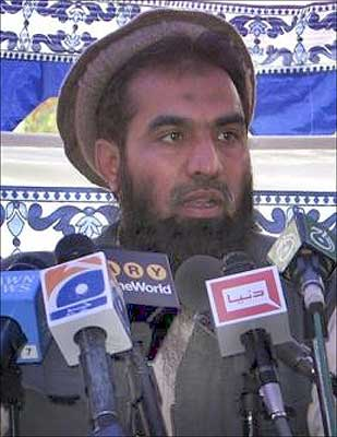 Zaki-ur-Rehman Lakhvi, Mastermind of the 26/11 Mumbai terror attacks