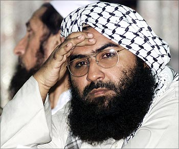 Maulana Masood Azhar, head of Pakistan's Jaish-e-Mohammed