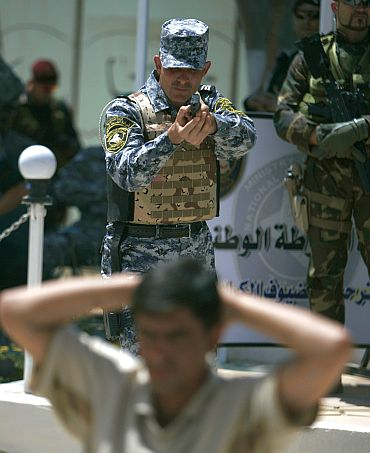 WikiLeaks bomb: Rights abuses galore in Iraq