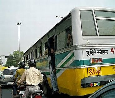 End of the road for Delhi's killer buses