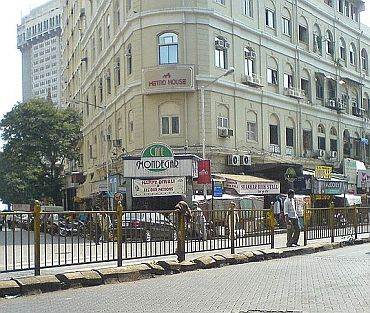 Feel the sleaziness of Colaba Causeway