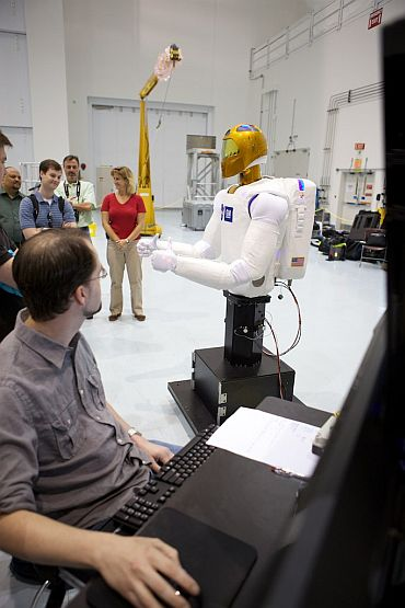 Road ahead for Robonaut
