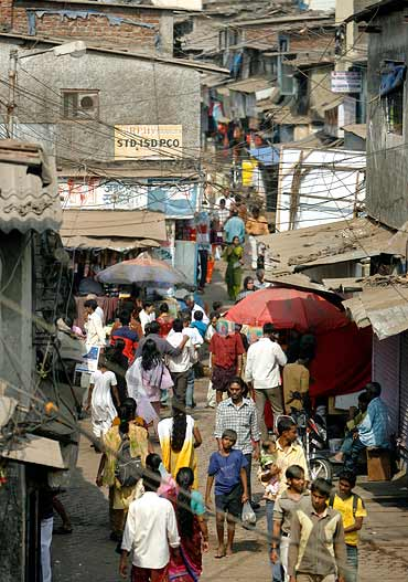 Dharavi: Cliched yet worth seeing for Obama