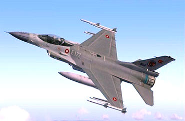 The F16IN Super Viper is a fifth generation fighter