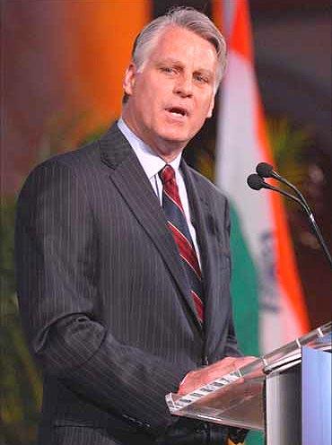 US envoy Timothy Roemer