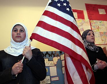 '80 pc Americans said they had negative opinion about Muslims'