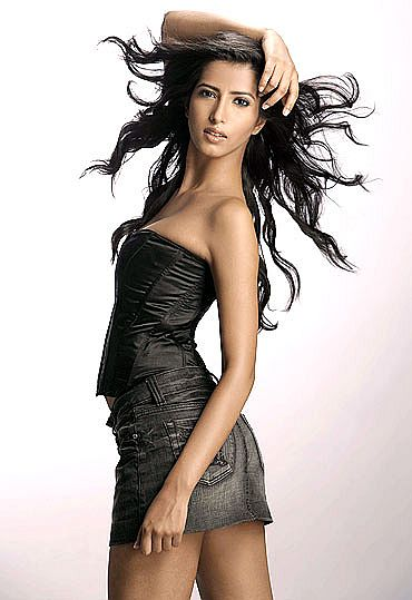 File photo of Miss India 2010 Manasvi Mamgai
