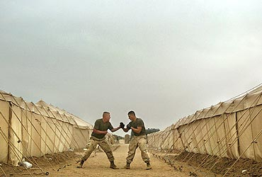 The Most Striking Images of the Iraq War
