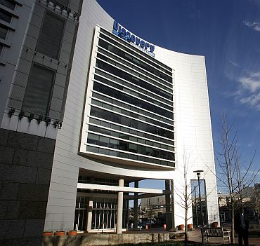 The Discovery Communications headquarters building