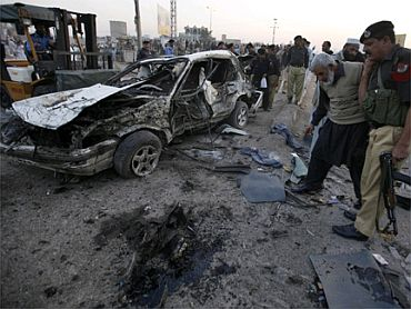 250 suicide attacks have wreaked havoc in Pak since 2006