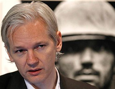 WikiLeaks' owner Julian Assange