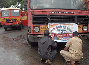 MSRTC is operating special buses for ferrying devotees