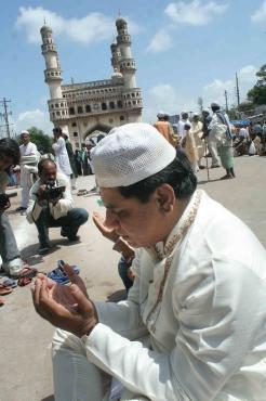 India celebrates Eid-ul-Fitr