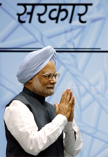 Dr Singh said his Cabinet was more cohesive than Nehru's or Indira Gandhi's Cabinets